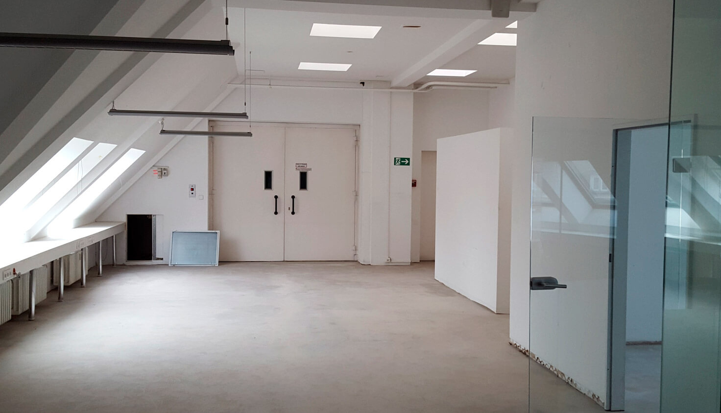 Büro Bergmannstraße - Referenz Malerbetrieb Kluge Berlin