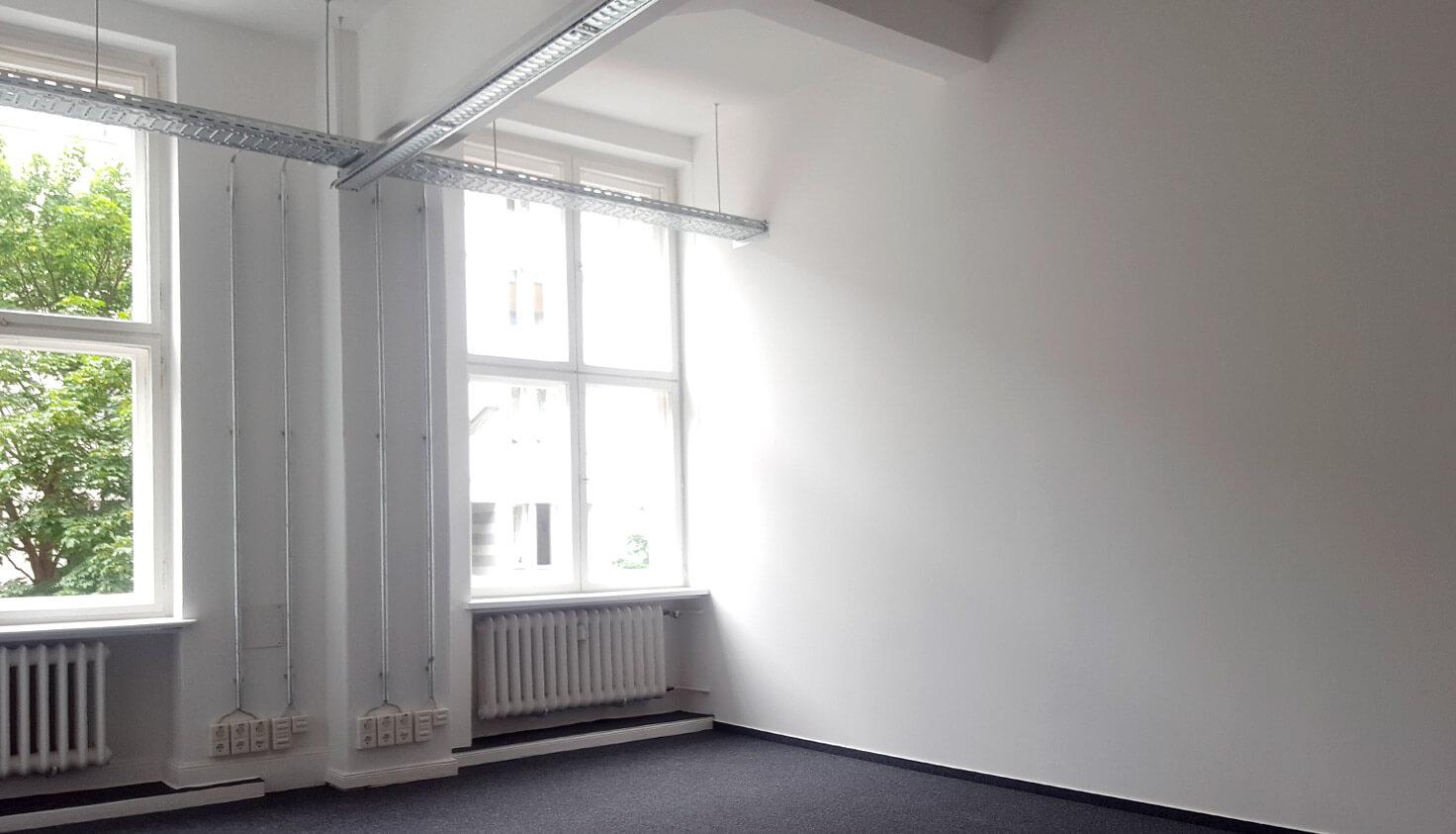 Büros Dessauer Straße - Referenz Malerbetrieb Kluge Berlin