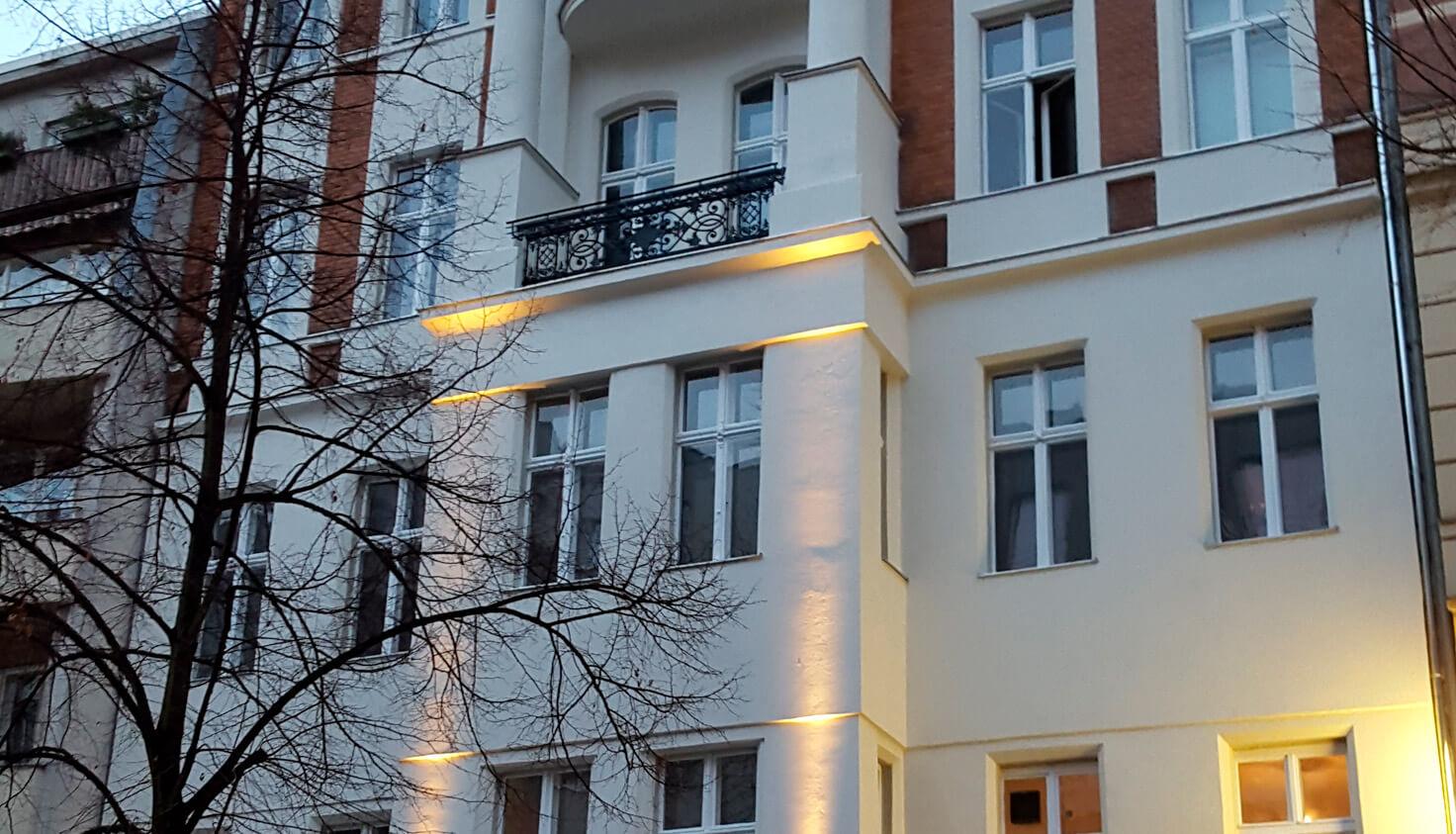 Ansbacher Straße Berlin - Referenz Malerbetrieb Kluge