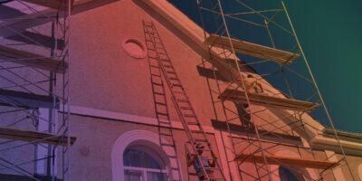 Fassadensanierung / Fassadenanstriche