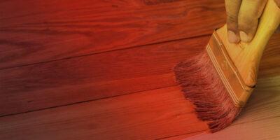 Holzschutzarbeiten