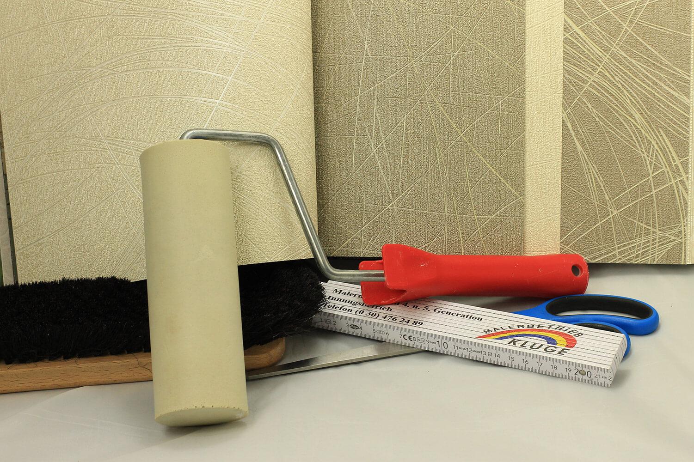 Nie wieder Haarrisse in Wand- und Deckenflächen! Malervlies
