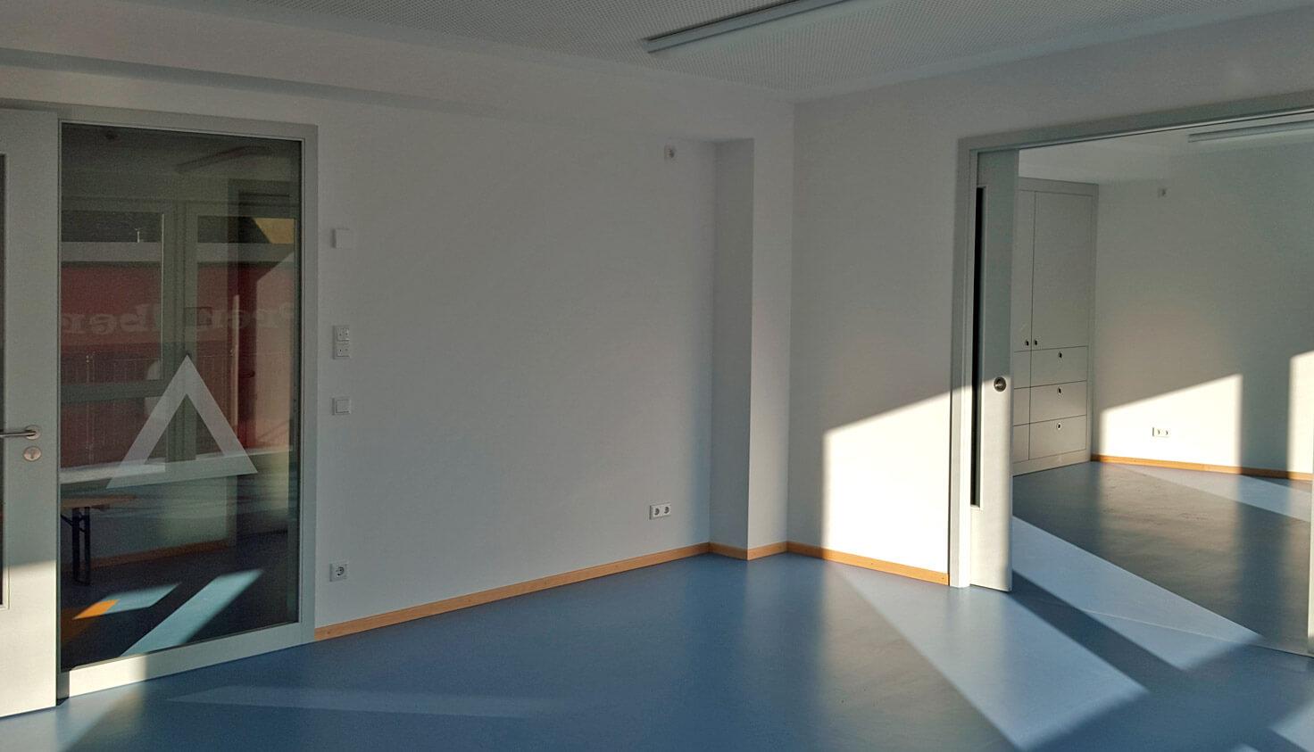Kita Pappelallee - Referenz Malerbetrieb Kluge Berlin