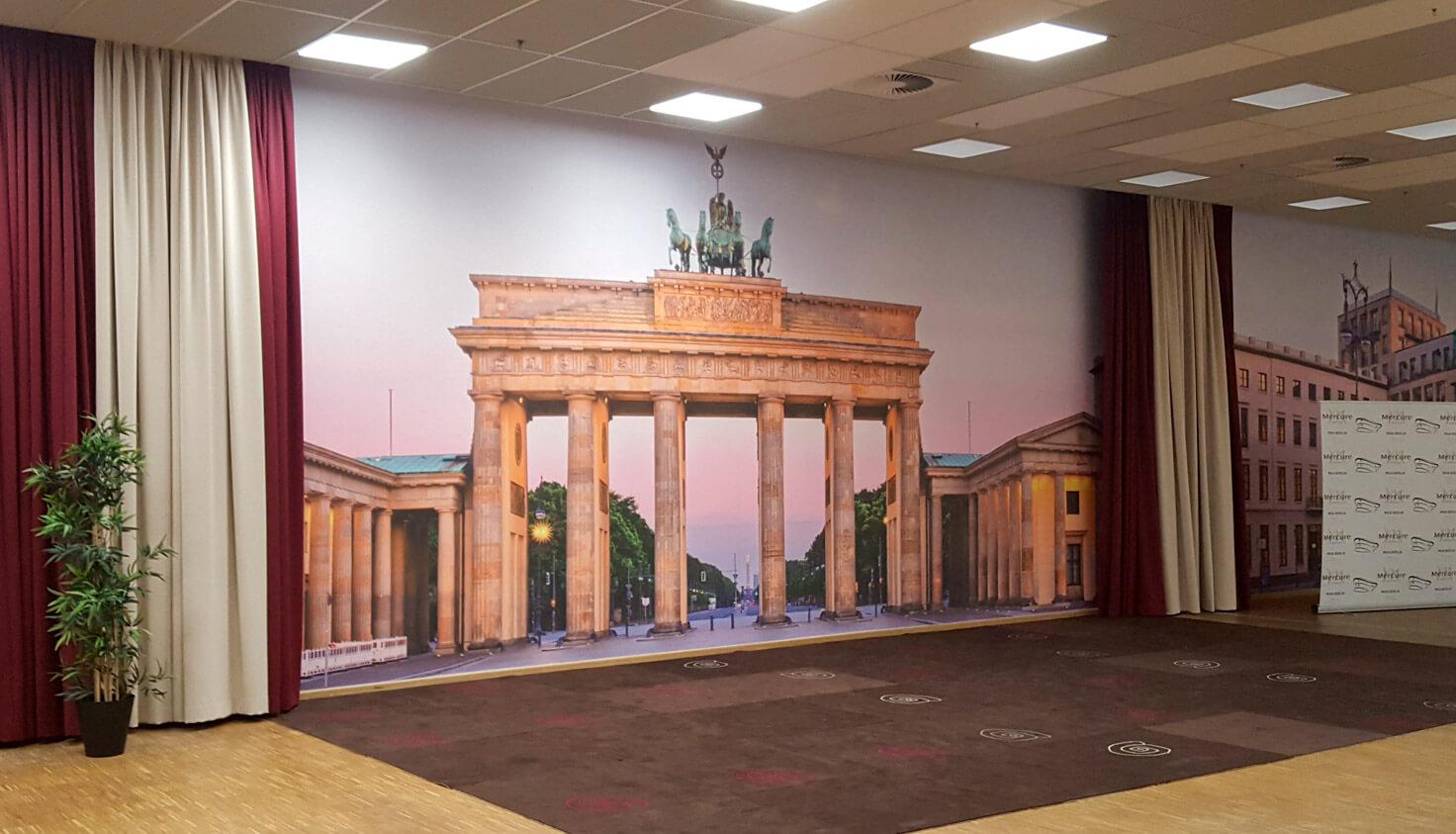 MoaBogen Tapezierarbeiten - Referenz Malerbetrieb Kluge Berlin