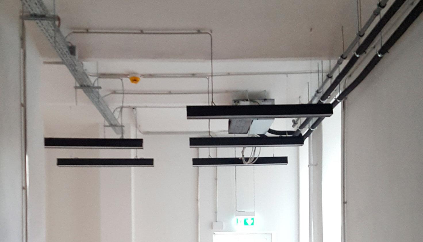 Skalitzer Straße Büros - Referenz Malerbetrieb Kluge Berlin