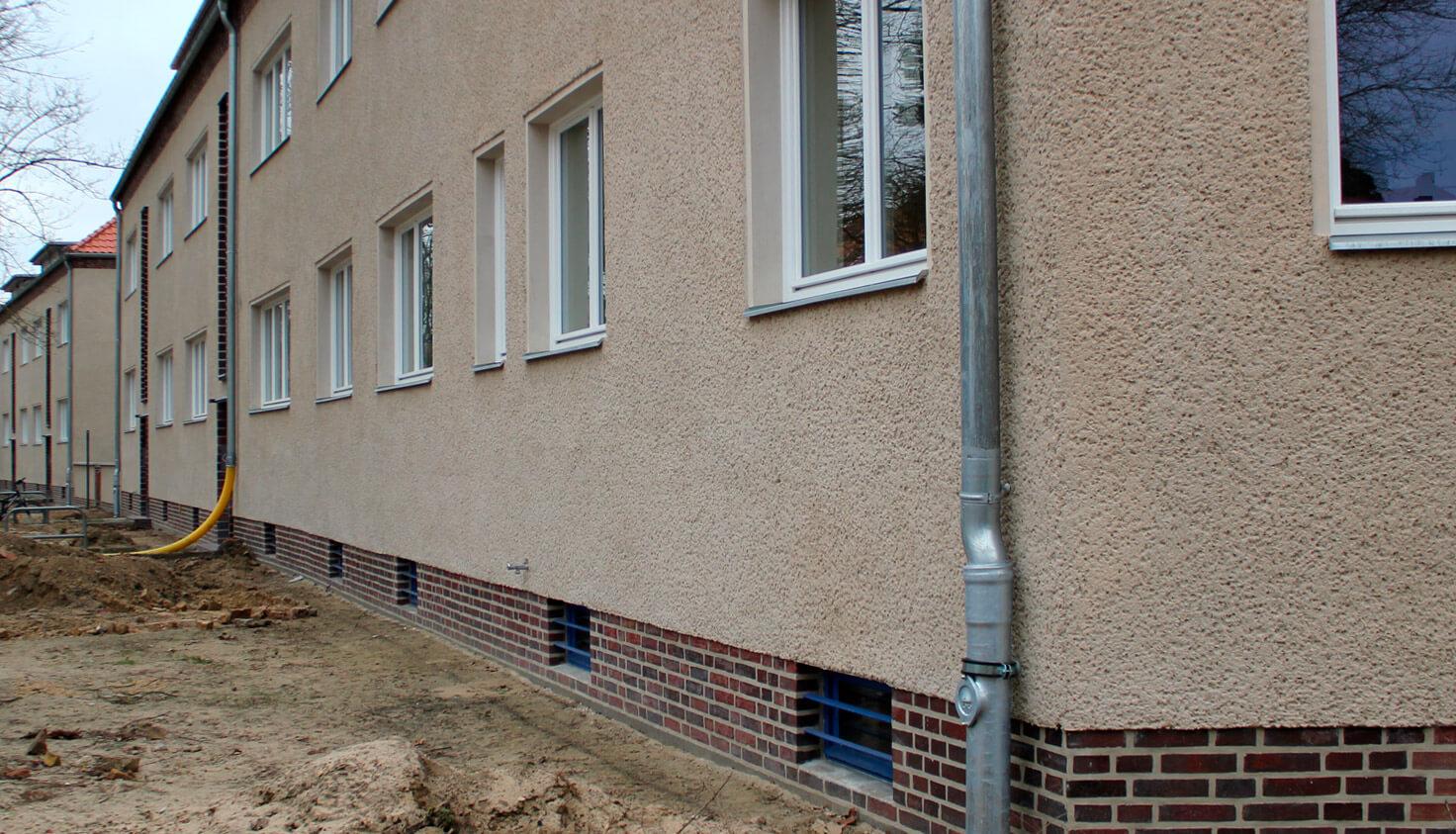 Mittelheide H1-H7 - Referenz Malerbetrieb Kluge Berlin