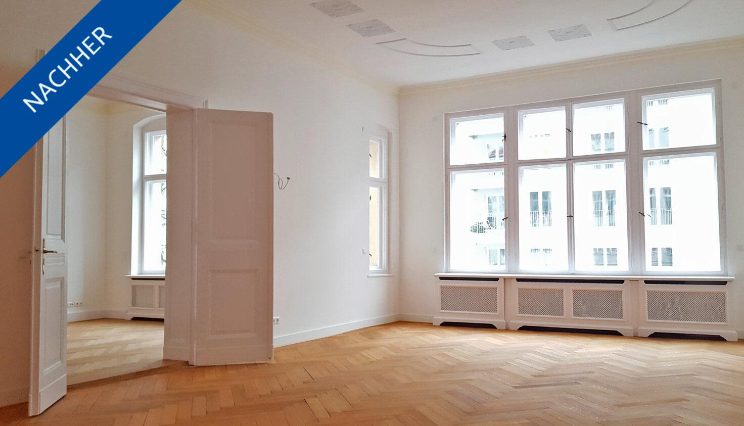 Halberstädter Straße - Referenz Malerbetrieb Kluge Berlin