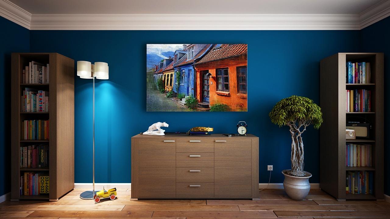 Trauen Sie sich was! Farben für Wohnräume