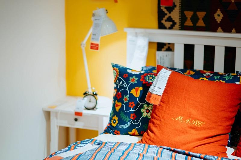 Buntes Land der Träume: So wirken diese Farben im Schlafzimmer